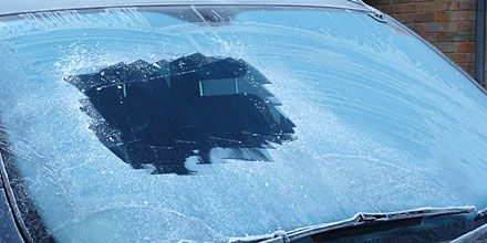 Cold weather Prep Strathclyde Windscreen Repair