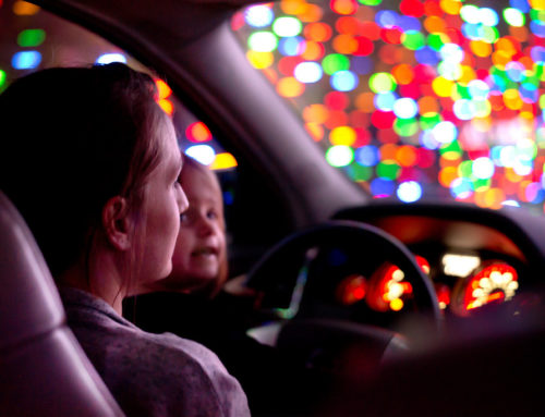 Christmas Driving Safety!